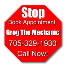 Contact Greg The Mechanic