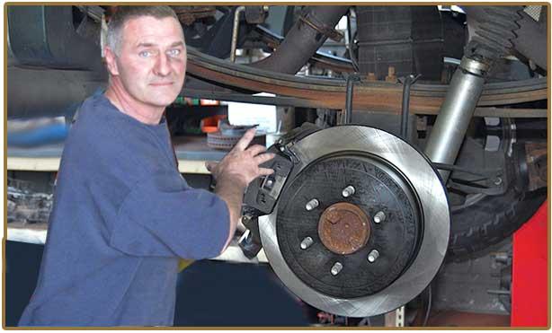 Greg The Mechanic Orillis Brakes