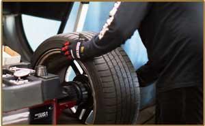 Tires Installed & Balanced