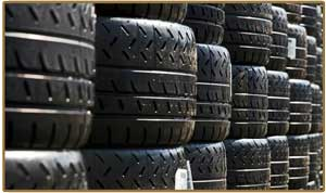 Orillia Tire Storage